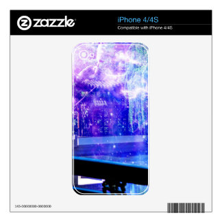 Serenity Garden Dreams Skins For iPhone 4S