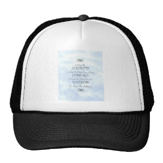 Serenity in The Clouds Trucker Hat