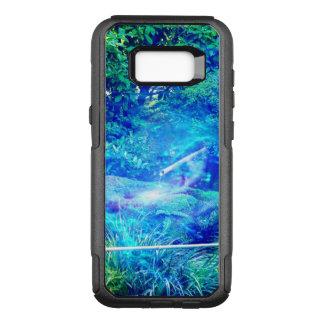 Serenity in the Garden OtterBox Commuter Samsung Galaxy S8+ Case