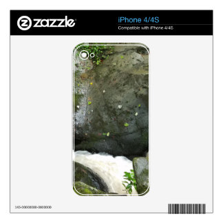Serenity in the Woods iPhone 4 Decal