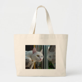 Serenity interested tote jumbo tote bag