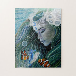 Serenity - Mermaid Puzzle