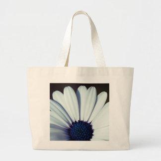 Serenity Osteospermum Large Tote Bag
