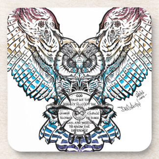 Serenity Owl Coaster