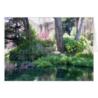 Serenity Palace of Fine Arts Greeting Cards