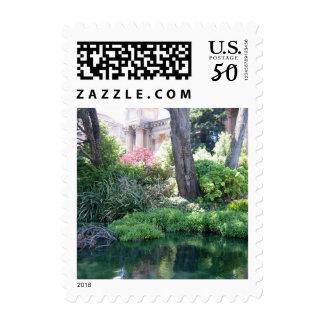 Serenity Palace of Fine Arts Photo Stamp