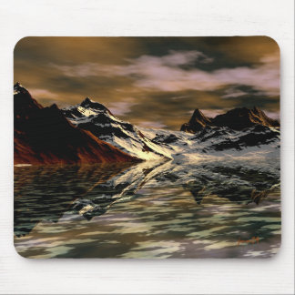 Serenity Pass Mouse Pad