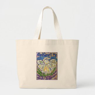 Serenity Prayer Angel Bag