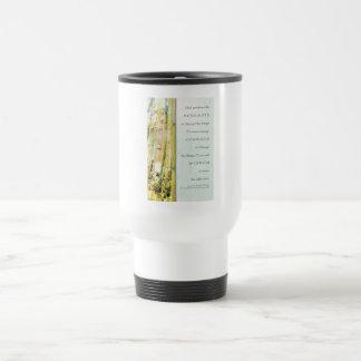 Serenity Prayer Bamboo Garden Travel Mug