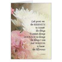 Serenity Prayer Bouquet