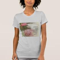 Serenity Prayer Bouquet T-Shirt