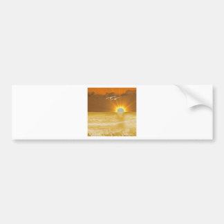 Serenity Prayer Bumper Sticker