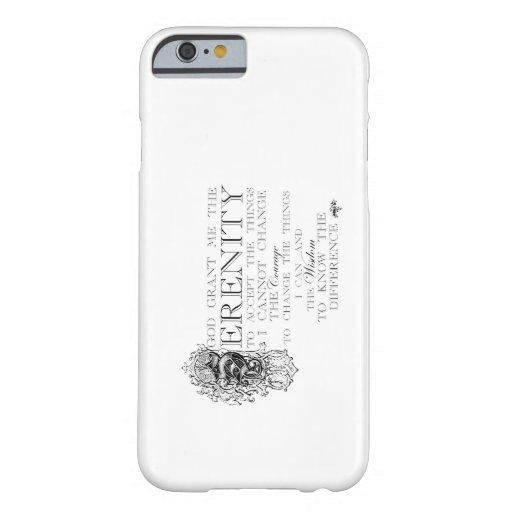 Serenity Prayer iPhone 6 Case