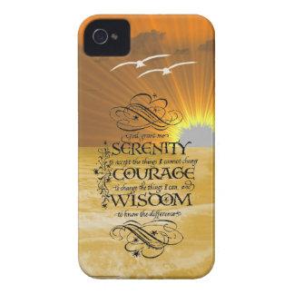 Serenity Prayer Case-Mate iPhone 4 Case