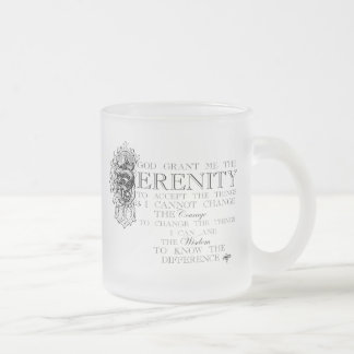 Serenity Prayer Custom Mug