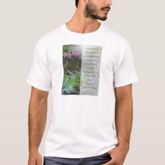 Serenity Prayer Dicentra T-Shirt