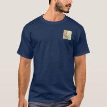 Serenity Prayer Dogwood Glow T-Shirt
