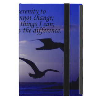 serenity prayer double bird blues ipod mini case