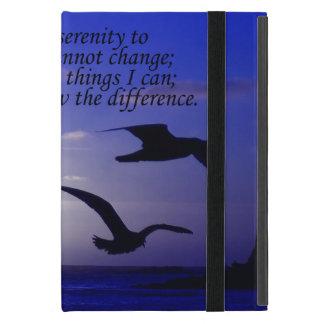 serenity prayer double bird blues ipod mini case cases for iPad mini