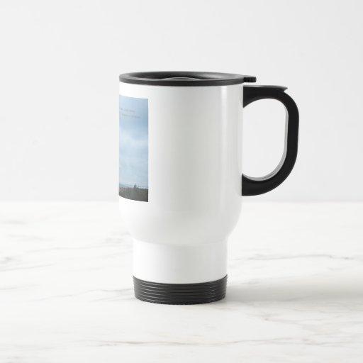 Serenity Prayer Driftwood Shores Mug