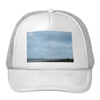Serenity Prayer Driftwood Shores Trucker Hat