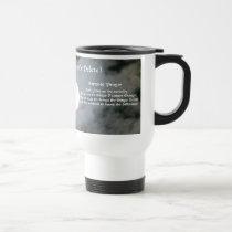Serenity Prayer Full Moon Travel Mug