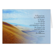 Serenity Prayer Golden Hills