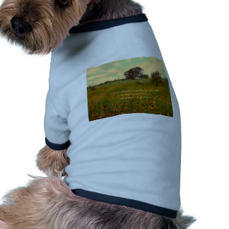 Serenity Prayer in Wildflowers Pet Clothes