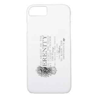 Serenity Prayer iPhone 7 Case