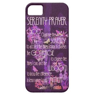 Serenity Prayer iPhone SE/5/5s Case