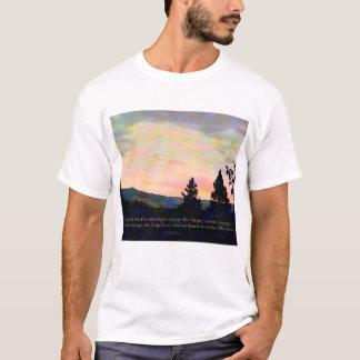 Serenity Prayer July Sky Sunrise T-Shirt
