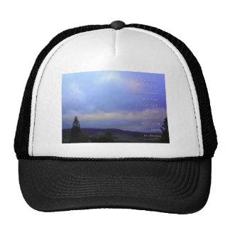 Serenity Prayer June Daybreak Mesh Hat