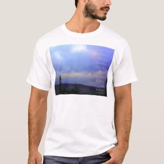 Serenity Prayer June Daybreak T-Shirt