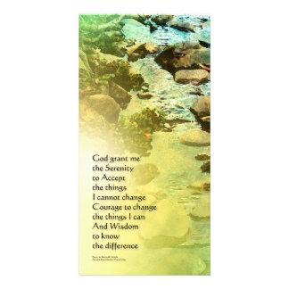 Serenity Prayer Little Creek Card