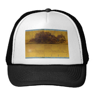 Serenity Prayer Oaks by the Lake Trucker Hat
