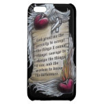 Serenity Prayer on Cell Phone Cover Cover For iPhone 5C