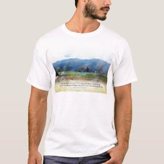 Serenity Prayer Pastures T-Shirt