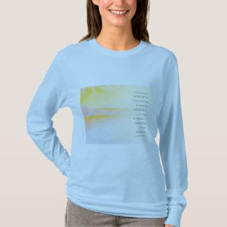 Serenity Prayer Peaceful Lake T-Shirt