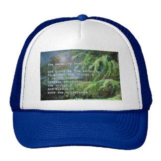 Serenity Prayer Pines 2 Hat