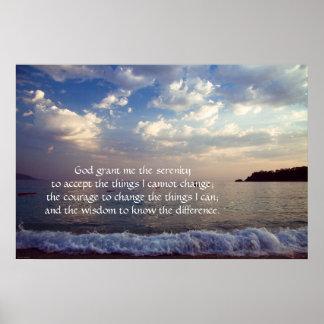 Serenity Prayer Posters