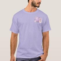 Serenity Prayer Rhododendron Glow T-Shirt