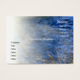 Serenity Prayer River Profile Card