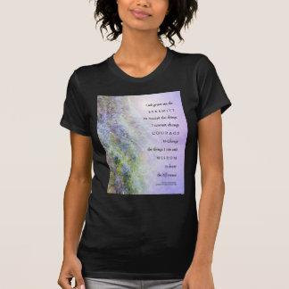 Serenity Prayer Rosemary T-Shirt