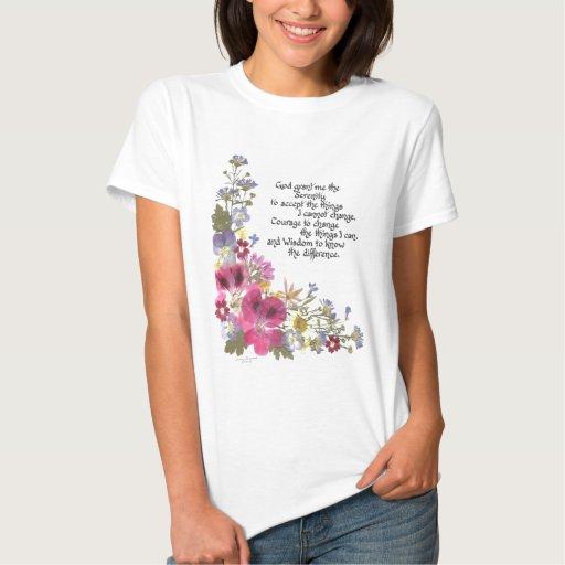 Serenity Prayer Shirt
