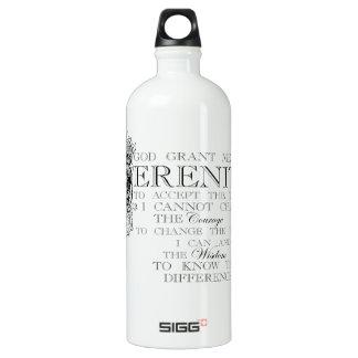 Serenity Prayer SIGG Traveler 1.0L Water Bottle
