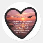 Serenity Prayer Stickers