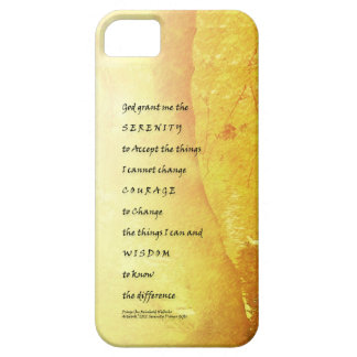 Serenity Prayer Tree and Ducks iPhone SE/5/5s Case