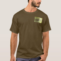 Serenity Prayer Tree Yellow Green T-Shirt