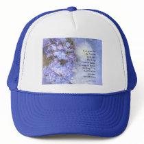 Serenity Prayer Veronica Trucker Hat