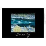 Serenity River Card